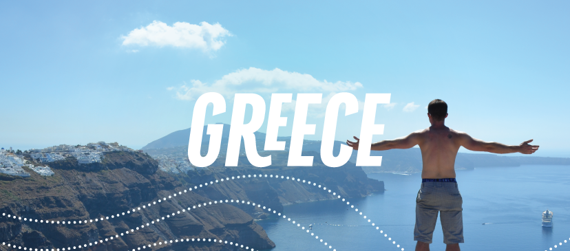 Island hopping in GREECE!